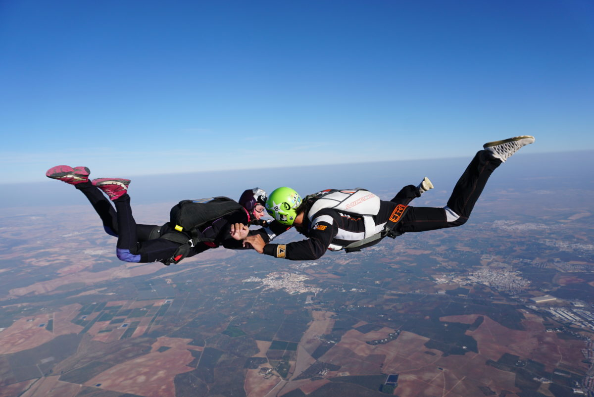 Accelerated Freefall | Skydive Hibaldstow