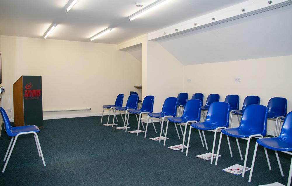 Skydive-Hibaldstow-Classroom