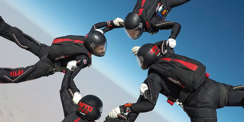 Skydive Hibaldstow | Tandem and Charity Skydiving At Just £149